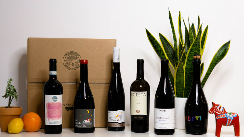Natural Wine club Online