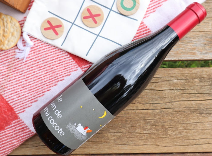 Shop Red Natural Wines Online