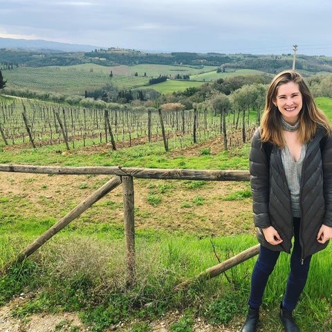 Holly Berrigan - Partner Through the Grapevine Natural Wine