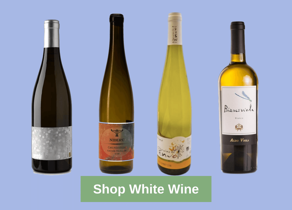 Shop White Natural Wines Online
