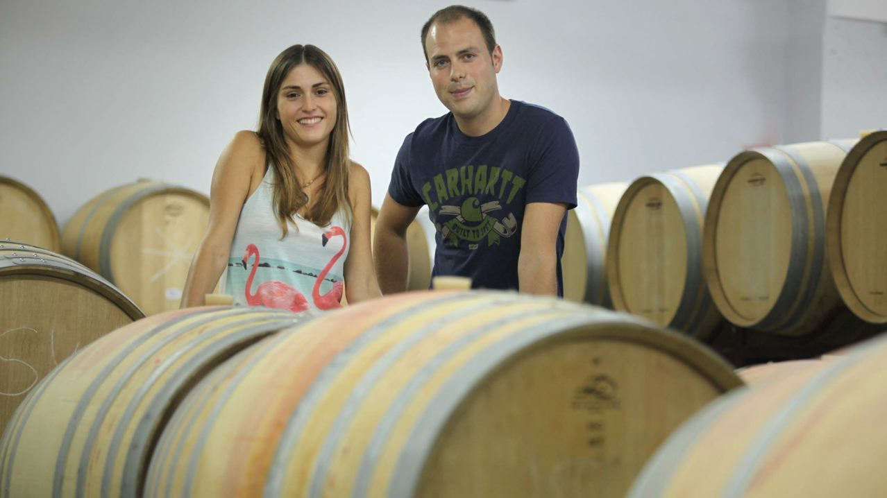Vinessens Natural Winemakers from Spain