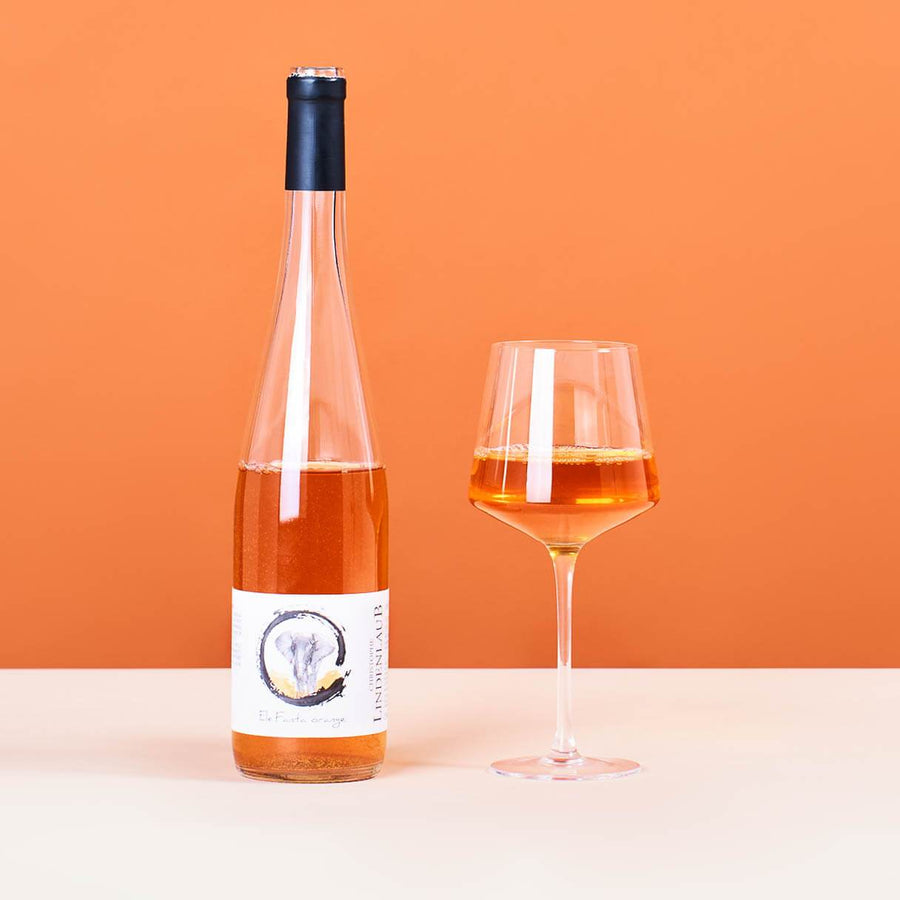 Orange Natural Wine Club