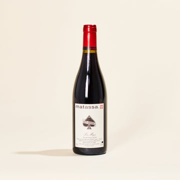 ace-of-spades-vdf-rouge-matassa-natural-red-wine-roussillon-france