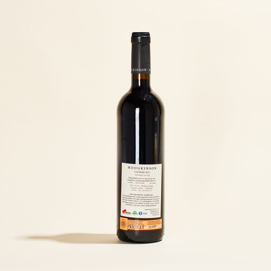 carinena-hodgekinson-natural-red-wine-priorat-spain