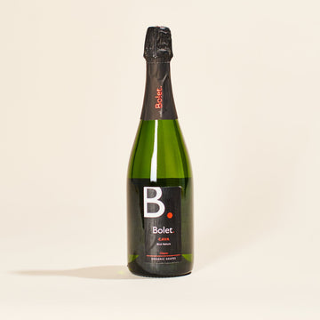 Cava Brut Nature NV <br> Bolet