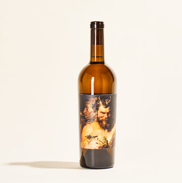 death and rebirth vol. II by libertine natural white wine from oregon usa