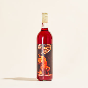 dolcetto rose by libertine natural rose wine oregon usa