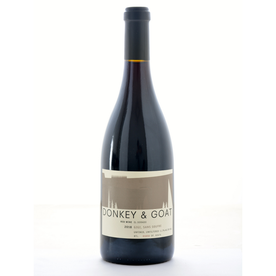 gigi-sans-soufre-syrah-donkey-and-goat-natural-Red-wine-California-USA