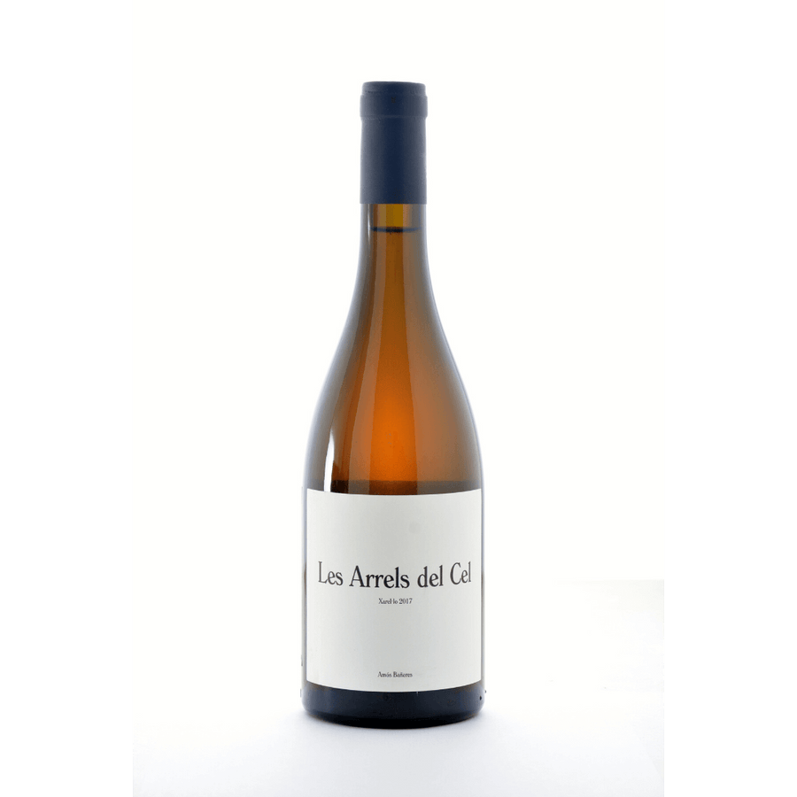 les-arrels-de-cel-amos-baneres-natural-orange-wine-penedes-spain
