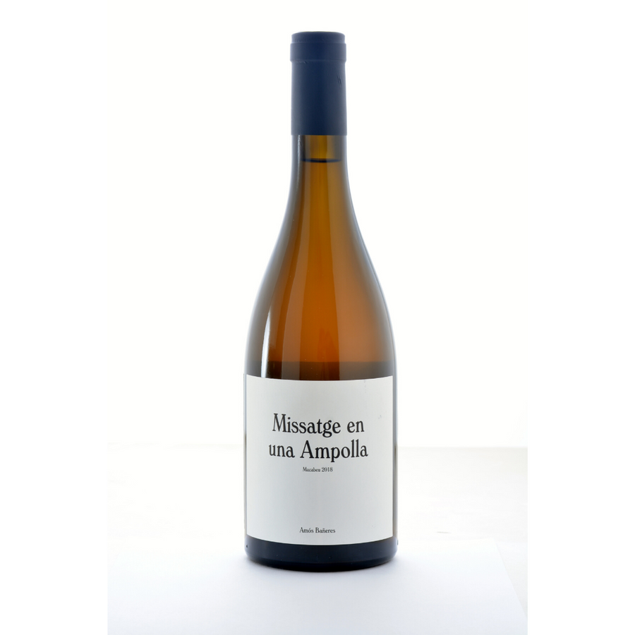 missatge-en-una-ampolla-amos-baneres-natural-Orange-wine-Penedes-Spain