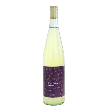 one-more-kiss-flat-brim-wines-natural-White-wine-Oregon-USA