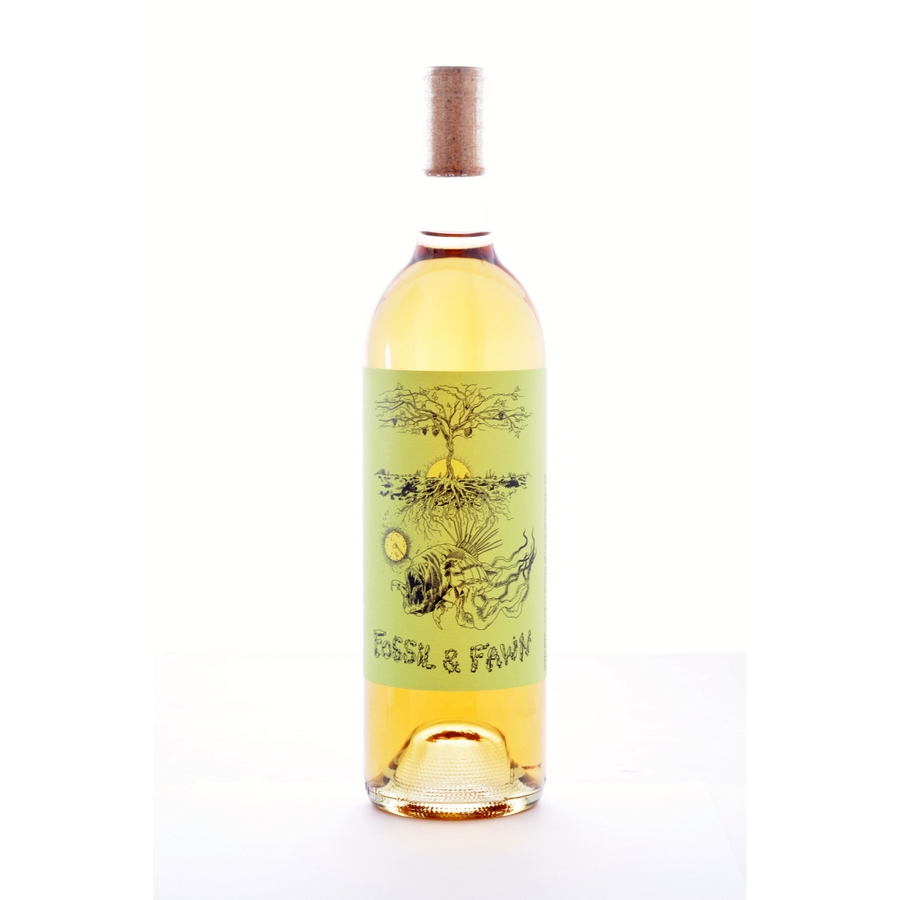 Oregon White Blend 2019 <br> Fossil & Fawn