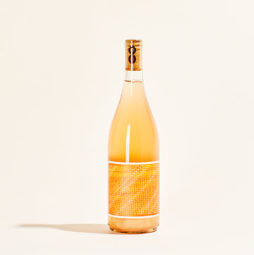 pinot gris muscat co-ferment by constant crush natural white wine from oregon united states