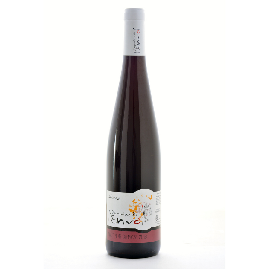 pinot-noir-symbiose-domaine-de-lenvol-natural-Red-wine-Alsace-France