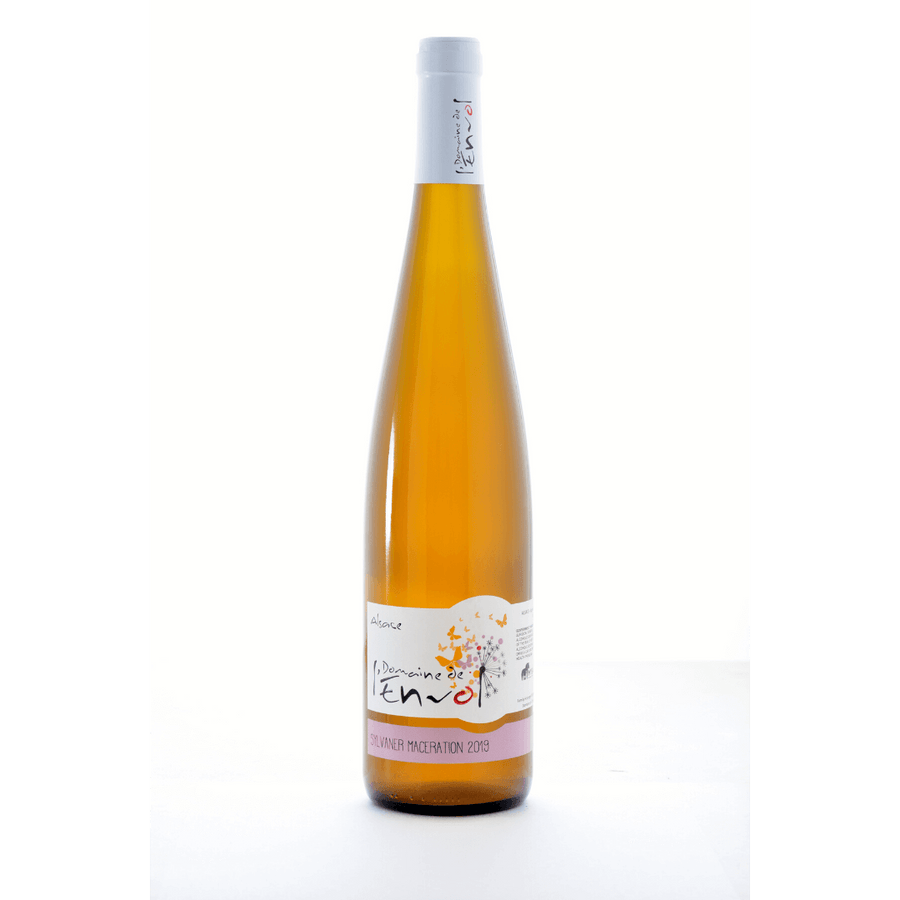 sylvaner-maceration-domaine-de-lenvol-natural-Orange-wine-Alsace-France