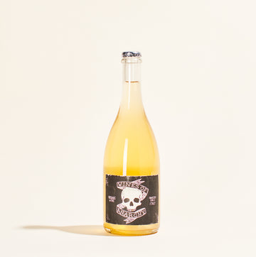 wines of anarchy bianco by cirelli natural sparkling white wine from abruzzo italy