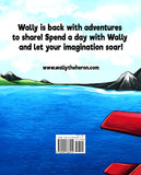 "Wally The Great Blue Heron -""Spend a Day with Me"" -  Book 2"