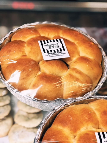 Holiday Yeast Roll Pan