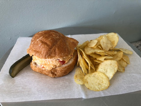 Pimento Cheese Sandwich Meal
