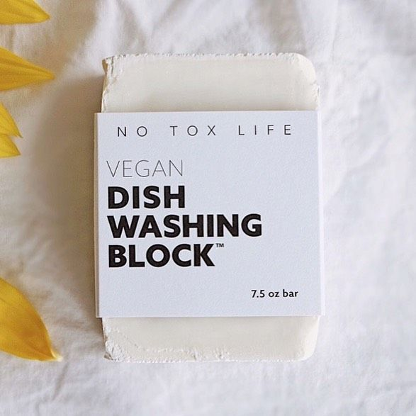 Dish Block - Zero Waste Dishwashing Bar