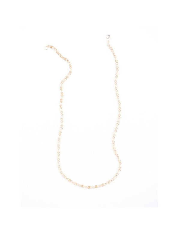 "Heirloom Chain - Mom's Necklace 14"" Choker Style"