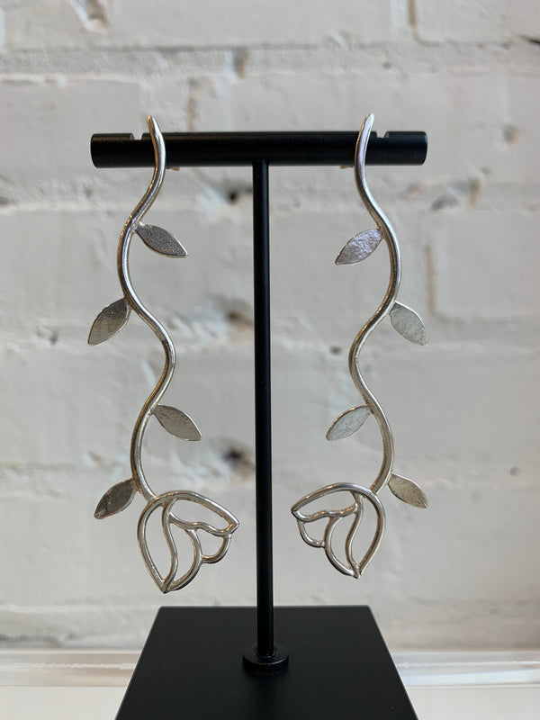Rosacea Earrings