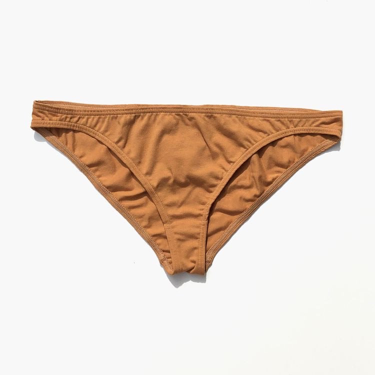 Hipster Brief - Pumpkin