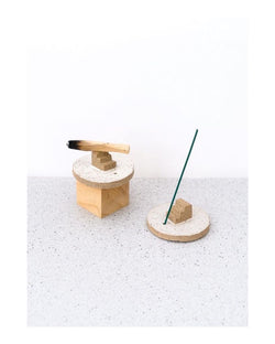 Steps Incense Holder