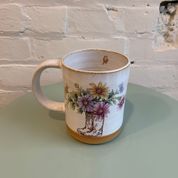 Take Me to The Garden Mug