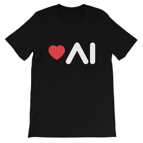 Love AI Kids T-Shirt