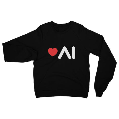 Love AI Sweatshirt