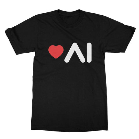 Love AI T-Shirt