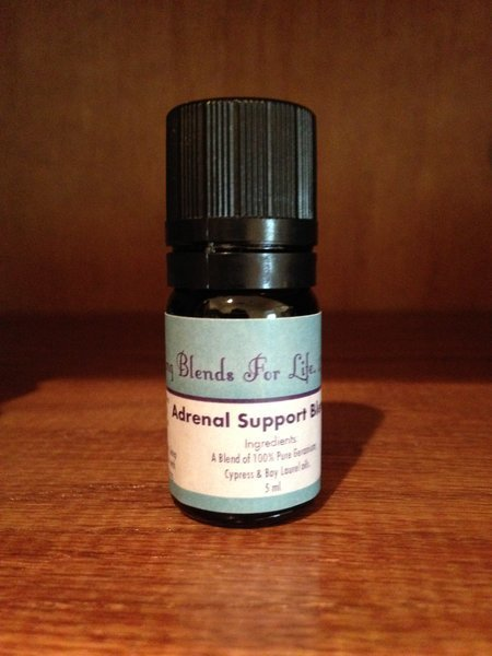 Adrenal Support Essential Oil Blend
