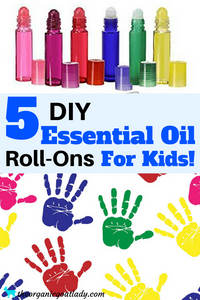 Kids Emotional Essential Oil Roll-On Kit