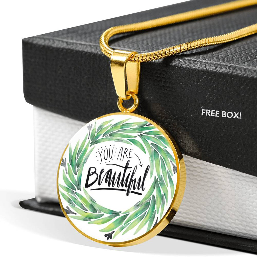 You are Beautiful - Luxury Necklace