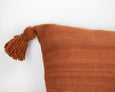 Tadla Pillow Cover - Rust