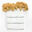 Illi Pom Pom Throw Blanket - Heddle & Lamm