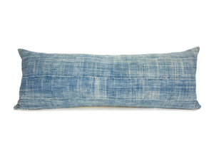 Adou: Long Lumbar African Pillow featured by top US sustainable home decor online store, Heddle & Lamm