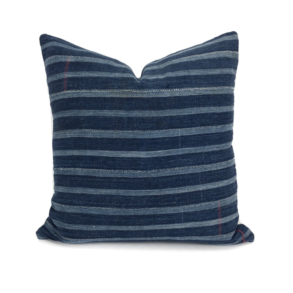"Adio: 18"" African Throw Pillow featured by top US sustainable home decor online store, Heddle & Lamm"
