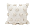 Ziri Pillow Cover -  Ivory - Heddle & Lamm