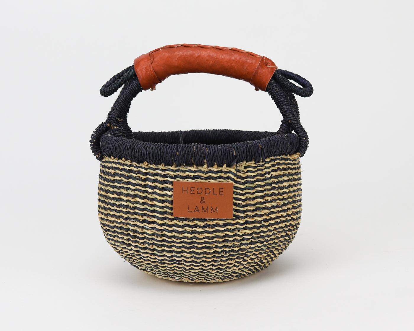 Riffa Mini Bolga Basket - Heddle & Lamm