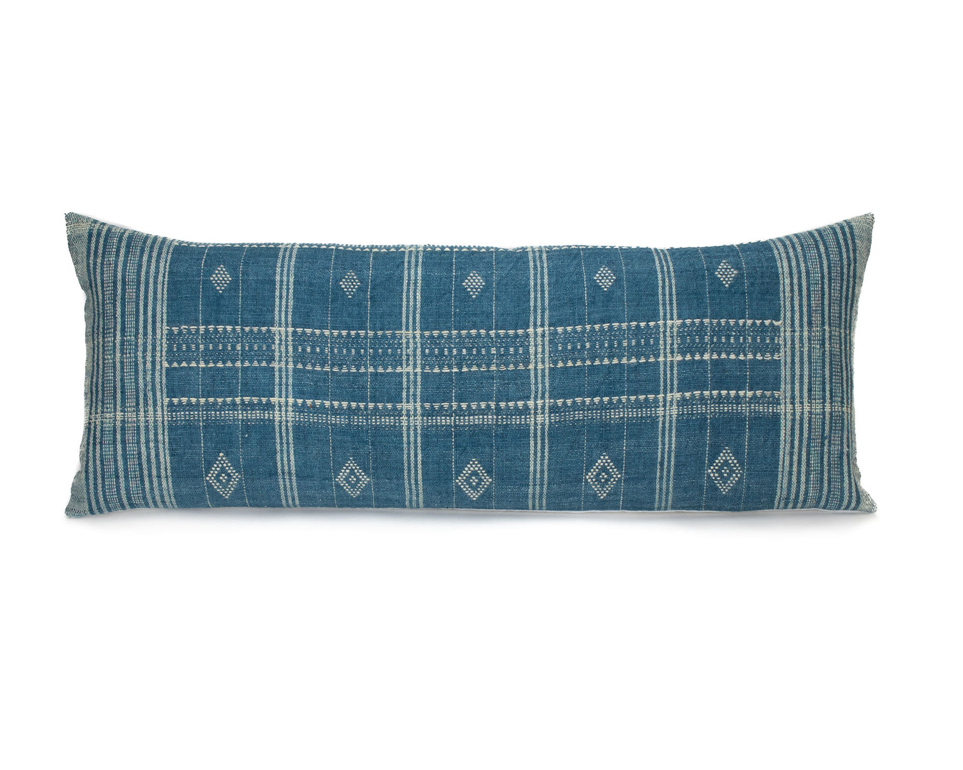 Lolita - Blue Long Lumbar (Pre-Order) - Heddle & Lamm