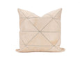 Didi - Natural Leather Pillow Cover