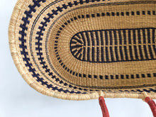 Amale Ghana Moses Basket designed by fair trader home decor store, Heddle & Lamm