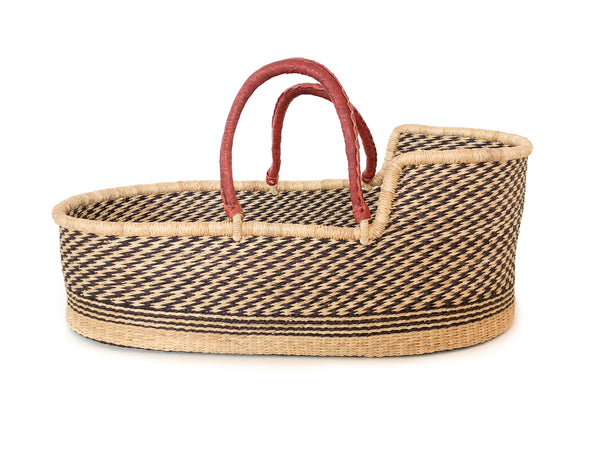 Billa Moses Basket - Heddle & Lamm