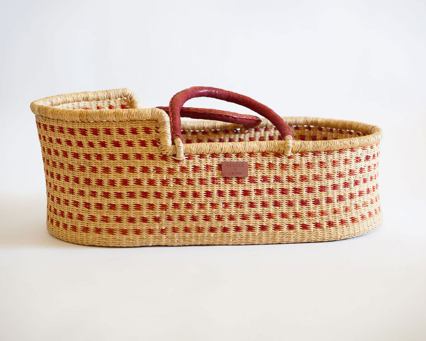 Kojo Moses Basket -  Red Dot