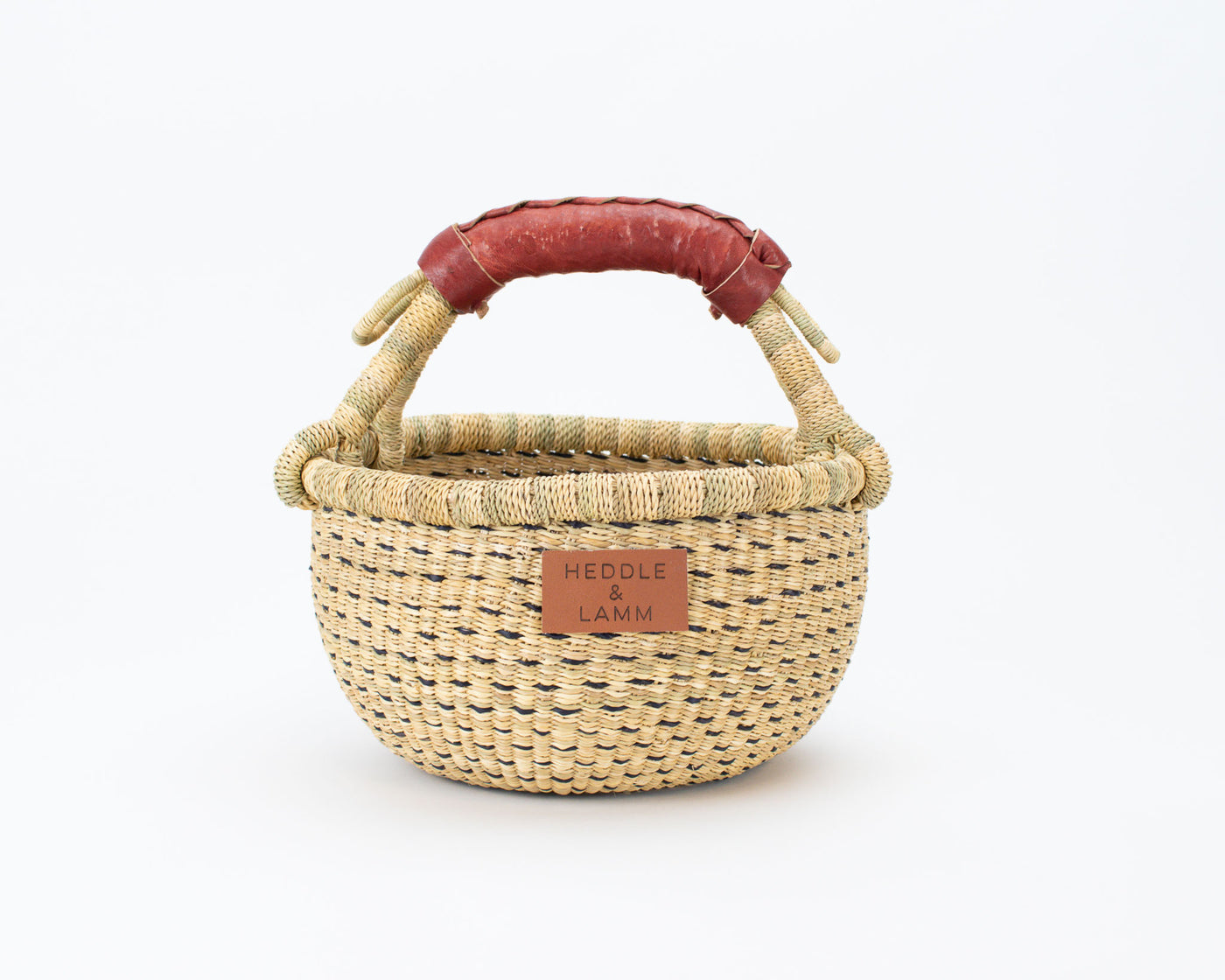 Ufa Mini Bolga Basket - Heddle & Lamm