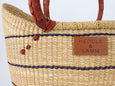 Babi Striped Shopper - Heddle & Lamm