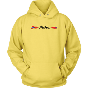 Awful Yellow Sweatshirt