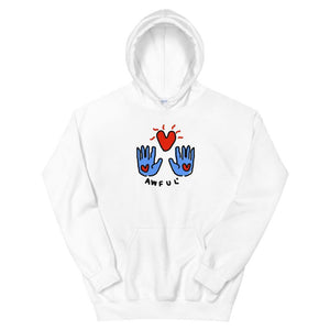 Cold Hands, Warm Heart Hoodie